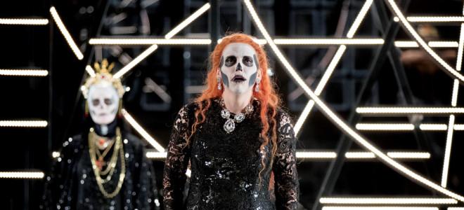 Violetta libérée par la Mort: La Traviata par Olivier Py à Malmö