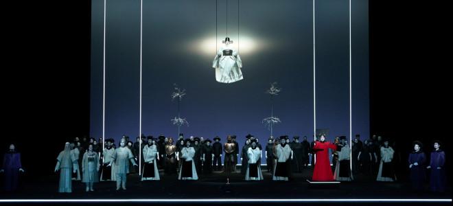 Turandot à Madrid: retour gagnant de Bob Wilson dans Puccini