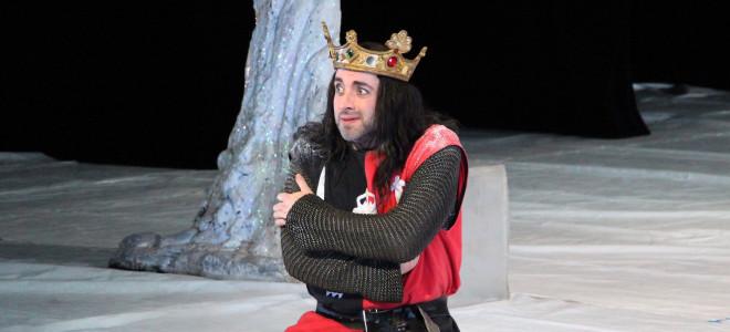 Un King Arthur anniversaire à Versailles