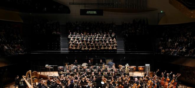 Le Grand Macabre de Ligeti fait vaciller la Philharmonie de Paris