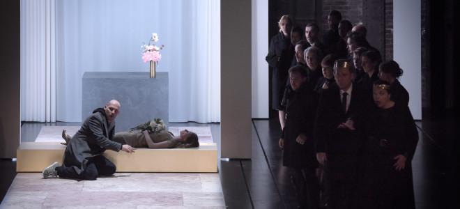 Hamlet renaît à l'Opéra Comique