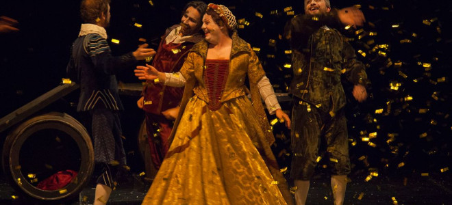 Carnaval baroque à l'Opéra de Versailles