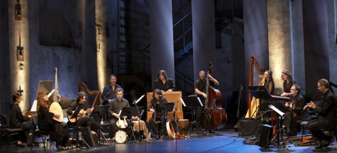 Féerie et convivialité de L'Arpeggiata avec Valer Sabadus et Céline Scheen
