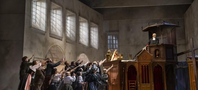 Le Comte Ory à l'Opéra de Liège, finesse comique