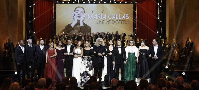 Maria Callas, une vie d'opéra