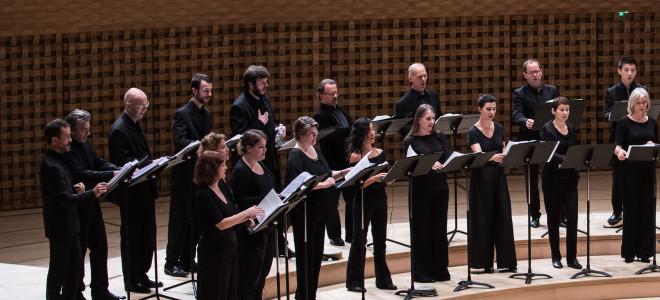 Laurence Equilbey et le chœur Accentus brillent à la Philharmonie de Paris