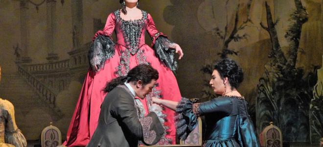 Netrebko, Rachvelishvili et Beczala brillent avec Adriana Lecouvreur en direct du Met