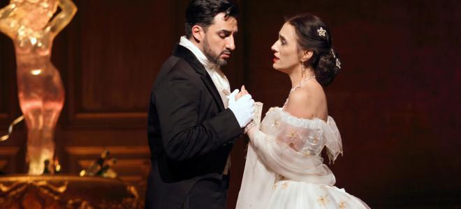 Reprise Classique de La Traviata à Londres