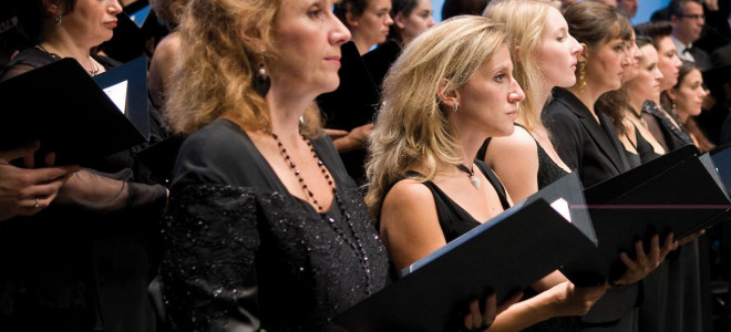 Chœurs féminins de Brahms en la Chapelle de la Trinité à Lyon