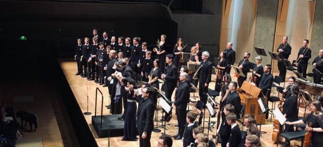 Une Messe en si à la croisée des voix avec David Stern à la Philharmonie
