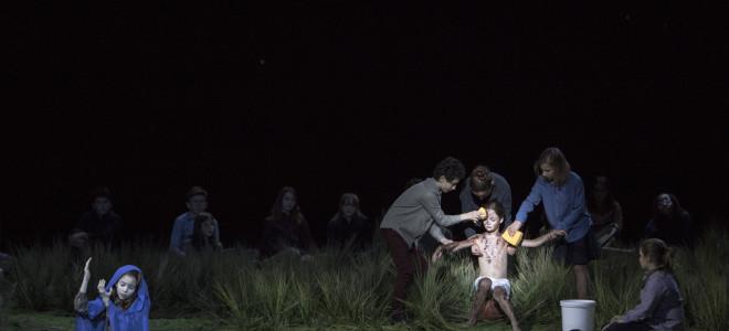 Il Primo Omicidio par Romeo Castellucci au Palais Garnier : l'enfance efface l'offense