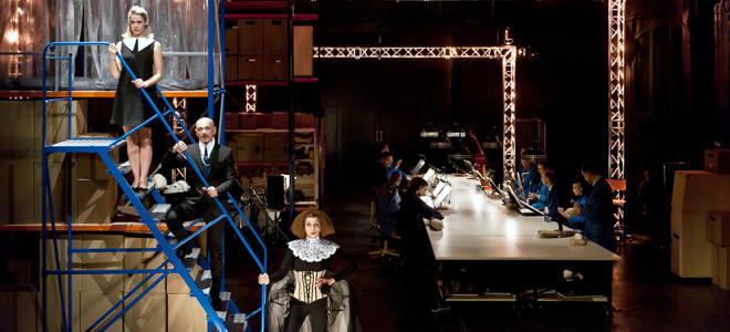 À Vichy, L'Opéra de quat'sous fait tomber les masques