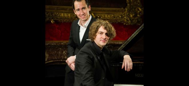 Concert Liszt au Musée de la Vie Romantique par Cyrille Dubois et Tristan Raës