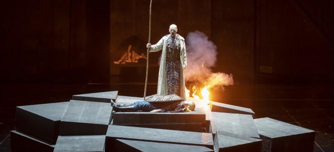 Seconde soirée du Ring au Grand Théâtre de Genève : valeureuse Walkyrie