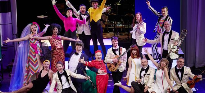 La Vie Parisienne sauce yéyé à l'Opéra-Théâtre de Clermont-Ferrand