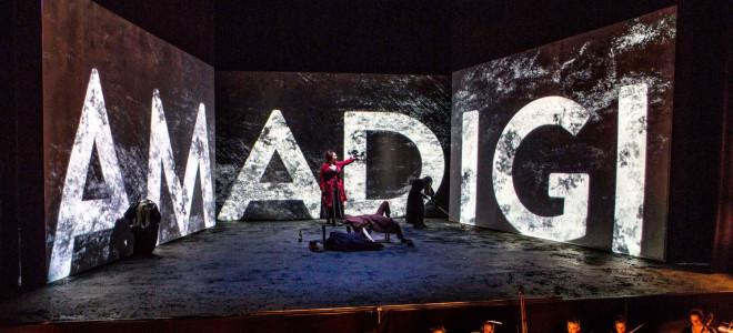 Jalousie et trahison, Amadigi par Les Paladins à Massy