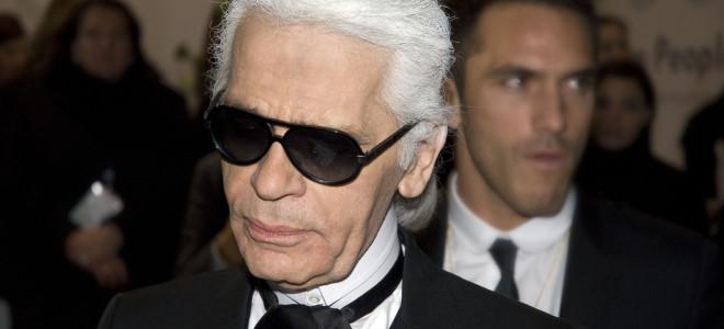 Le monde (et l'opéra) pleure Karl Lagerfeld