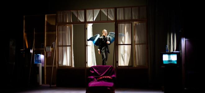 Mozart one-woman-show : Voi che sapete à l'Athénée