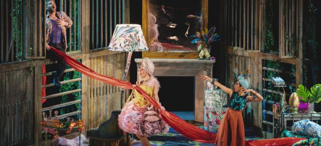 Cavalleria Rusticana et Un mari à la porte : improbable rencontre Offenbach-Mascagni à Florence