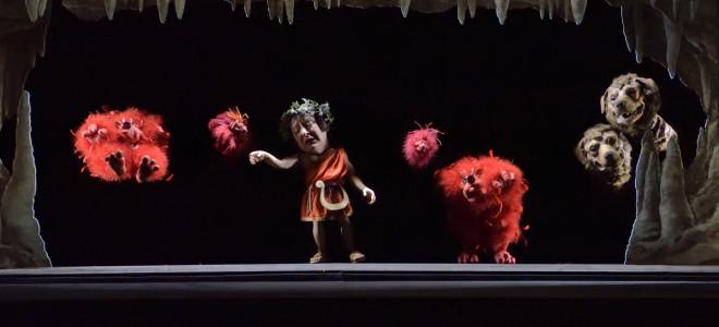 Opéra-marionnettes : Orphée et Eurydice pour toute la famille à l'Opéra Comique
