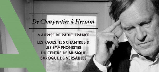 Charpentier et Hersant à Radio France