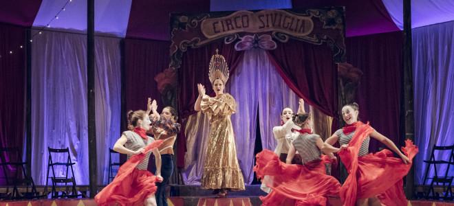 Carmen participative et Reine du cirque : le courant passe à Rouen