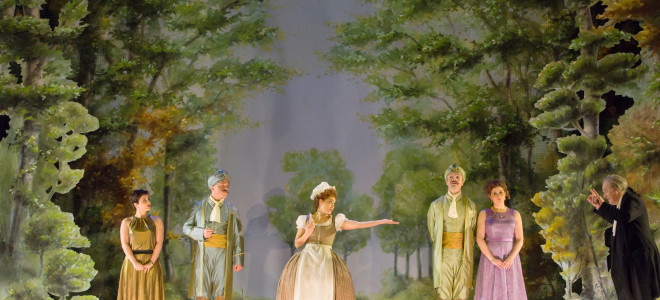 Cosi fan tutte chamboule-tout au Royal Opera House de Londres