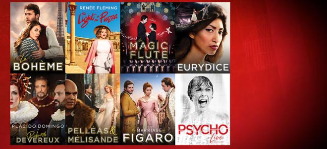 Los Angeles Opera 2019/2020, amours et horreurs