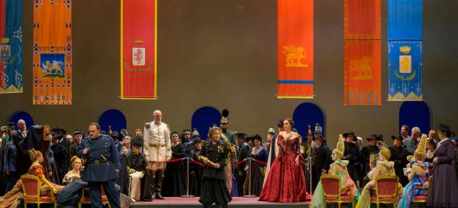 Dévoilé et voilé, Maure et vif : l'Otello d'Alagna à Bastille