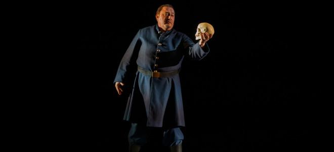 George Gagnidze, dans Otello à Bastille avec Alagna & Kurzak :