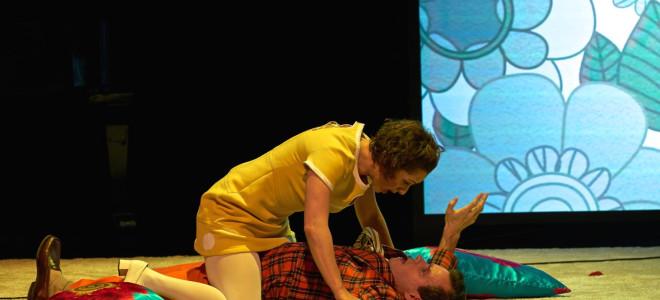 Parodie pétillante et vintage d'une histoire de Køuples au Théâtre de la Renaissance d'Oullins
