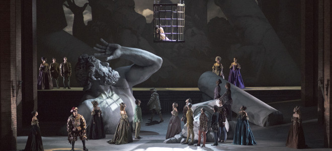 Rigoletto libertin et endiablé au Teatro Colón