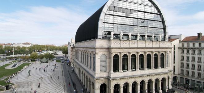 L'enlèvement au sérail : un opéra à la fan-zone de Lyon