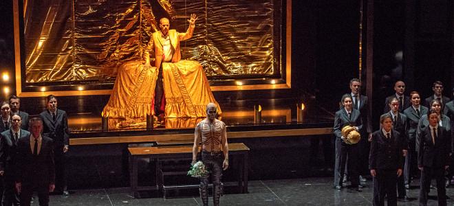 Orphée et Eurydice à l'Opéra de Massy ou l'Amour triomphe de la Mort