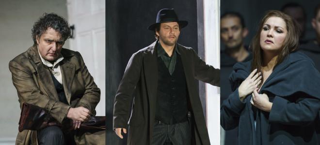 La Force du destin triomphe à Londres avec Jonas Kaufmann, Anna Netrebko et Ludovic Tézier