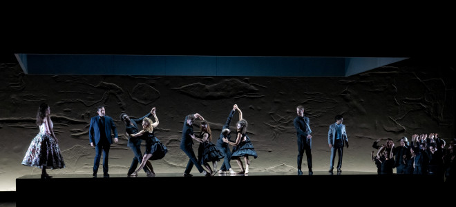 Les Boréades à Dijon, danse de l'Amour et de la Mort