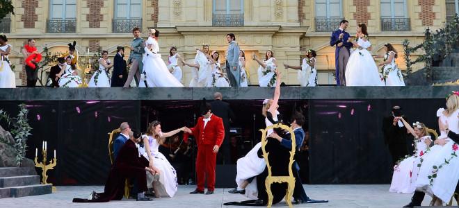 Opéra en plein air démarre ce soir au Parc de Sceaux