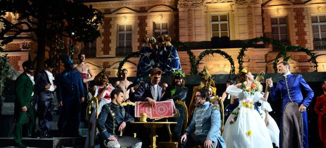 Opéra en plein air à l'Hôtel des Invalides jusqu'au 12 septembre