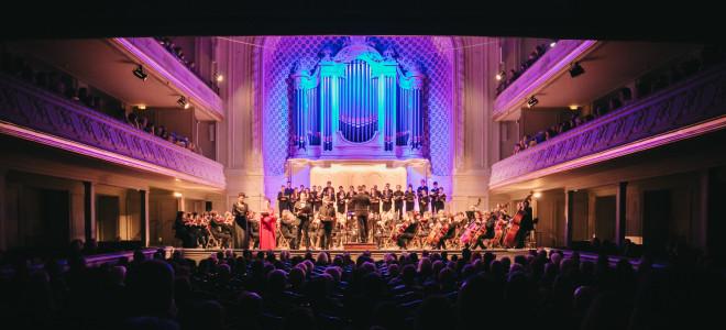 Stabat Mater de Rossini : l'Orchestre Lamoureux lyrique et sacré Salle Gaveau
