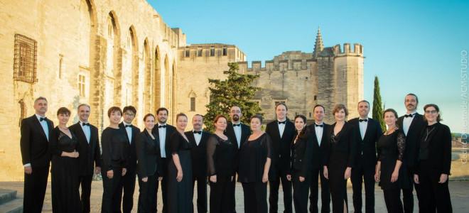 La Petite Messe Solennelle de Rossini en la Basilique Notre-Dame des Doms d'Avignon
