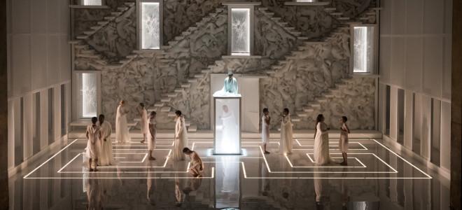 Ariane et Barbe-Bleue au Capitole, poésie en scène