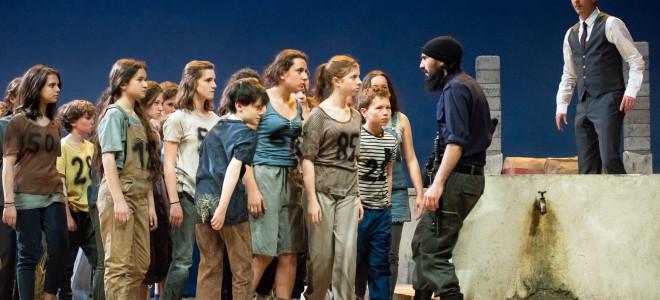 Émouvante histoire vraie des Enfants du Levant par la Maîtrise de l'Opéra de Lyon