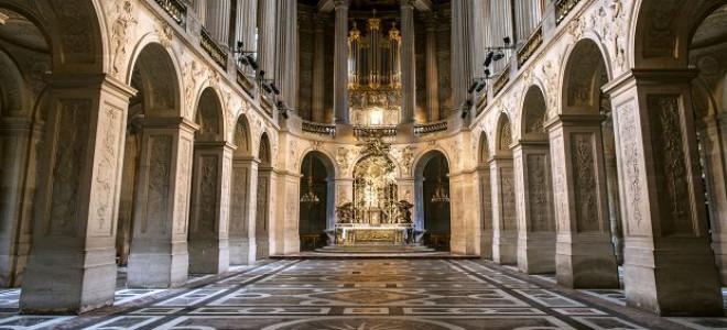 Concert confiné à la Chapelle Royale du Château de Versailles, nous y étions