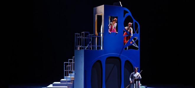 Les petites merveilles du Cendrillon d'Isouard à l'Opéra de Saint-Étienne
