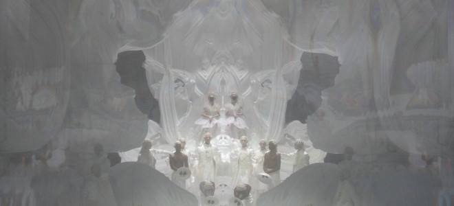 La Flûte Enchantée à Lille, ou le miroir des formes