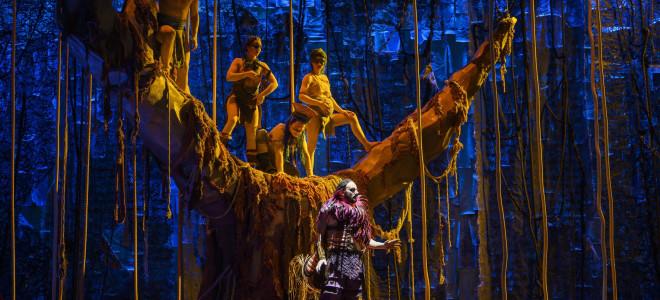 La Clémence de Titus à l'Opéra de Liège