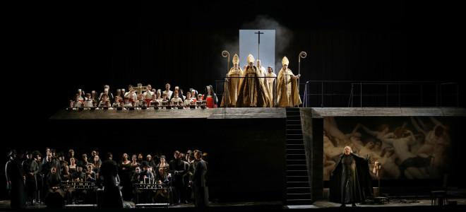 Tosca à Bastille : acclamations pour Ettinger, Harteros et Grigolo (remplaçant Kaufmann)