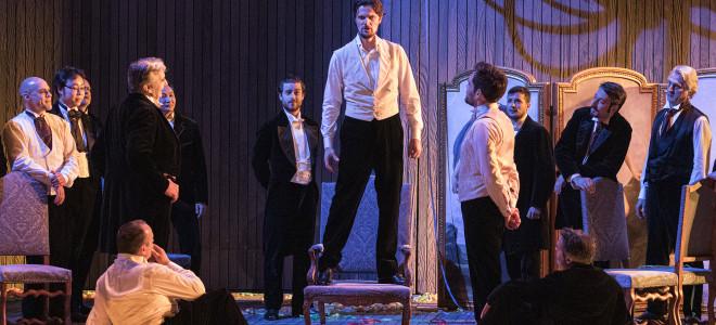 Rigoletto de Verdi referme la saison lyrique à l'Opéra de Massy
