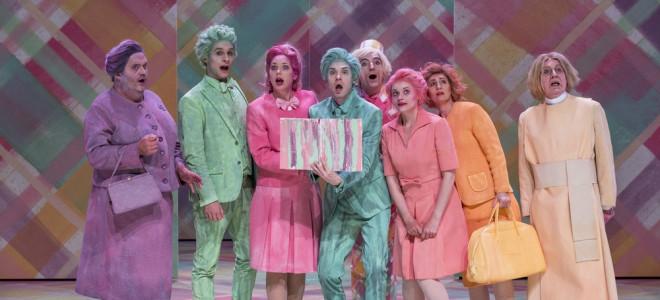 L'Importance du nonsense Constant au Théâtre de l'Athénée