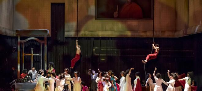 Faust de Gounod sous le soleil de Nice